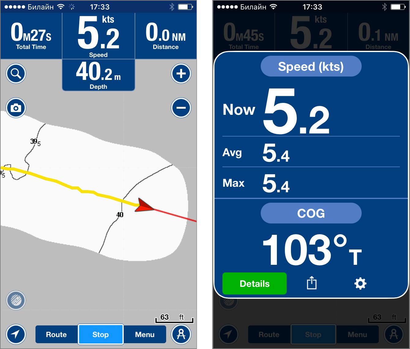 Yacht Devices News: Using Navionics Boating App with NMEA 2000 Wi-Fi